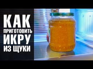 Как приготовить икру из щуки [FishMasta.ru]