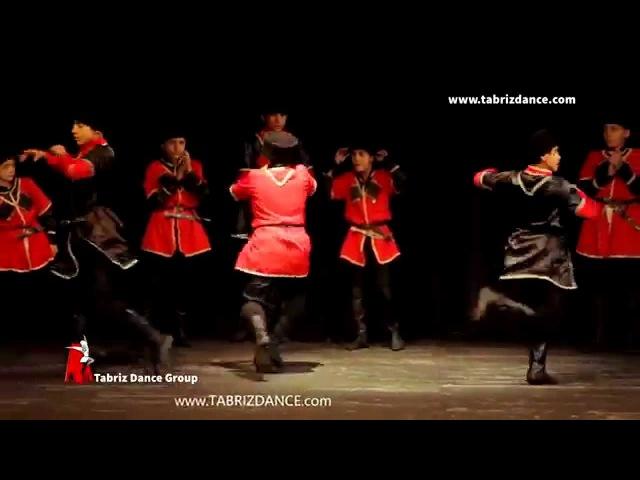 Azeri super dance lezgi qaytgi by tabriz dance group