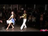 Anderson Mendes &amp Brenda Carvalho - Samba de Gafeira @ Salsa Mad House