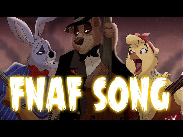CREEPIN TOWARDS THE DOOR - FNAF SONG | by Griffinilla Lenich Kirya