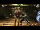 Гагатун впервые дерется против Юзи и Насти в Mortal Kombat