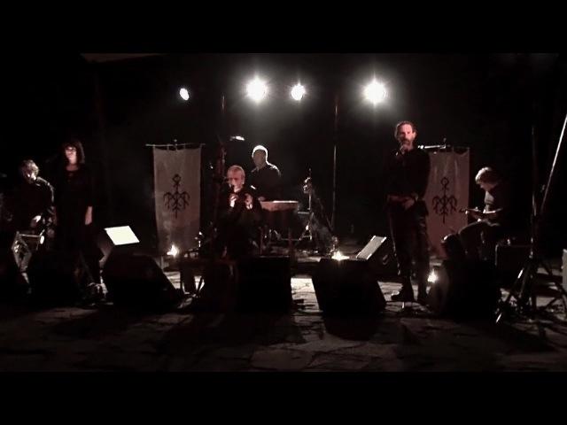 Wardruna - Hagal (Live at Incubate 2009)
