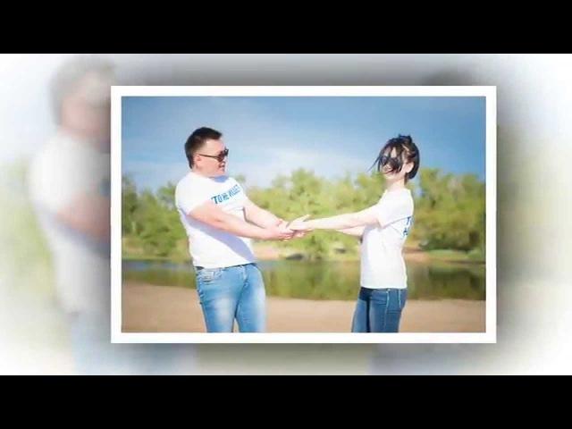 История нашей любви love story 2015 Ренат и Олеся