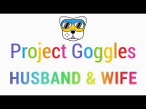 Project Goggles - Coworking Center. Part 3. Husband and Wife.