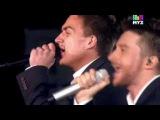 Сергей Лазарев и Влад Топалов _ Freeway (Live, Крокус Сити Холл)