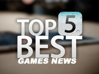 TOP-5 | Новости игровой индустрии |  ( - . 2015)