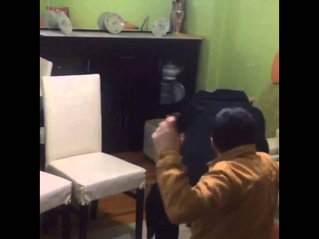 Halil Söyletmez - Köksal Babayı Sinir Ederse Böyle Olur HD Official 2015