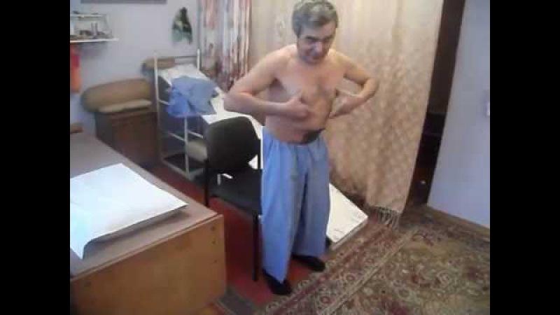 Народный умелец-костоправ в Усть- Илимске(окончание)