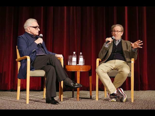 Bridge of Spies DGA QA with Steven Spielberg and Martin Scorsese