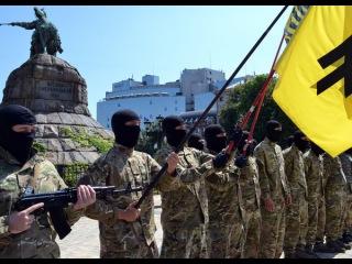 «Азов» призвал взять под «полный контроль» милицию в Мукачеве - Первый по срочным новостям — LIFE | NEWS