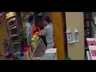 Ограбление с игрушечным пистолетом в Туле сняла камера видеонаблюдения