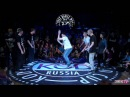 KOD Russia|What The Flock vs Saint Panthers|Hiphop Semi Final| 2016KODWORLDCUP