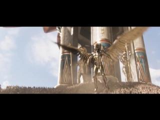 Боги Египта / Gods of Egypt (дублированный трейлер / премьера РФ: 25 февраля 2016) 2016,фэнтези боевик,США,16+