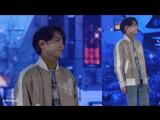 151230 Woohyun, Key, Noel - Flying, Deep In The Night (Key focus)