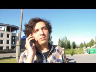 Мистер колледж-2015 Калачёв Денис визитка
