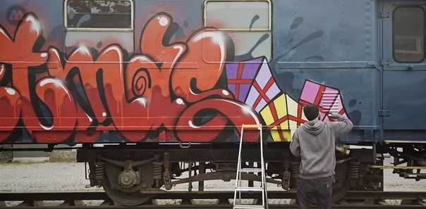 molotow train