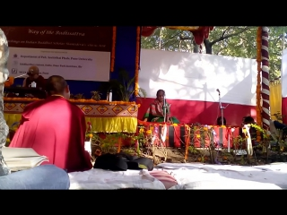 санскрит песня бодхисаттва Дзонгсар Ринпоче