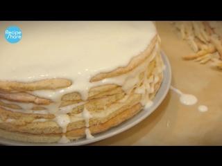 Торт Сметанник Простой и вкусный рецепт без яиц - 720x540