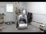 Тренировка Михалиса Замбидиса