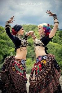 цыганский танец живота