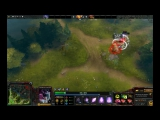 Battle Dota 2: Templar Assassin VS EarthShaker