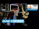 Jordan Kilganon vs Justin Darlington Epic Dunk Contest Battle
