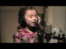 O Holy Night - Incredible child singer 7 yrs old - plz Share