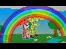 7 Прогулка с малышом Развивающие мультики Детские песенки Пинги и Кроки