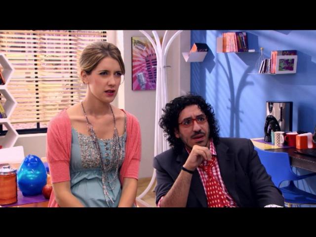 Сериал Disney - Виолетта - Сезон 1 эпизод 43