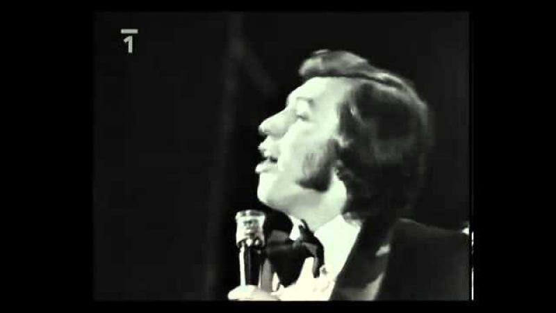 Karel Gott zpívá Hare Krišna