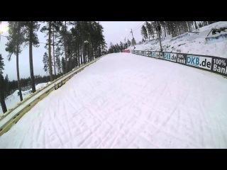 Kontiolahti 2.5K Course Tour with Scott Gow