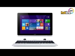 Обзор ноутбука-трансформера 2-в-1 Acer Aspire Switch 10