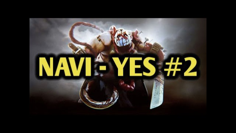 Pudge pick | NaVi vs YES Highlights The International 2015 Game 2