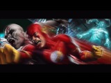 Mortal Kombat vs DC Universe: The Flash (Ending)