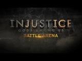 Battle Arena: The Flash vs Batman