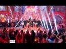 Проводы Старого года на Первом канале Первый HD 31 12 2012