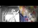 Rapunzel pt 2 storyboard by Toby Shelton