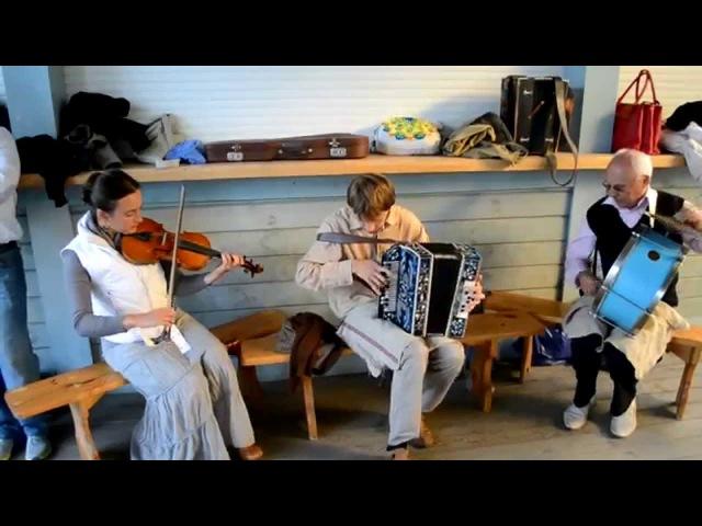 Божичі: Карапет - Ukrainian diatonic accordion tune