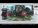 Environment concept art tutorial.mov