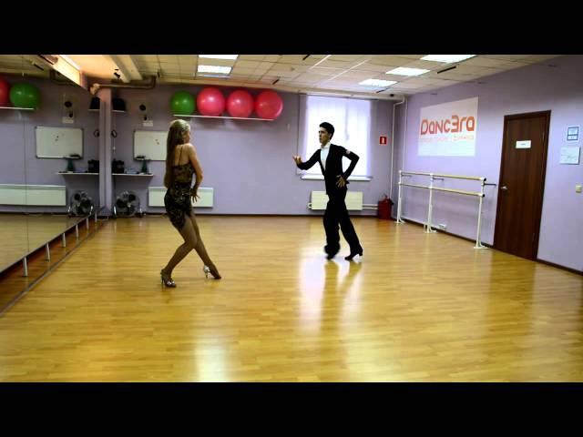 Джайв Бальные танцы
