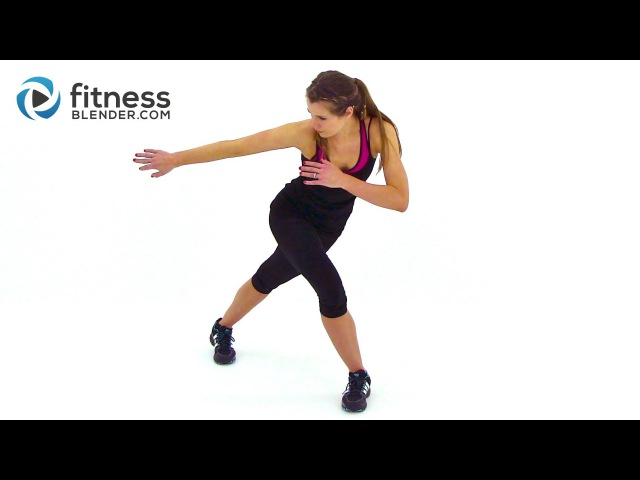 Low Impact Cardio Workout for Beginners - Beginner Cardio Toning Workout Routine