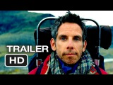 The Secret Life of Walter Mitty Official Trailer #1 (2013) - Ben Stiller Movie HD