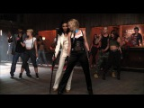 GLEE - Full Performance of ''Me Against The Music'' from ''BritneyBrittany''