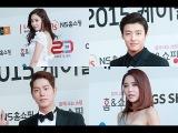 ★ 홍진영-강하늘-홍종현 등, 2015 케이블TV대상 레드카펫 현장 ★