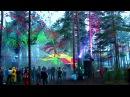 ТРАНС РАССВЕТ OCELOT фестиваль Solar Systo Togethering 2014 HD