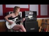Alexandra Maiolo - Satch Boogie (Joe Satriani - Cover)