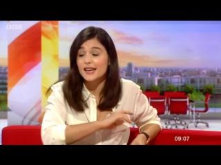 Jessie Ware - BBC One Breakfast Interview (16.04.2015)