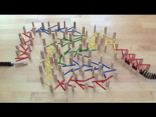Domino tricks compilation