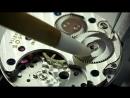 Как собирают часовой механизм