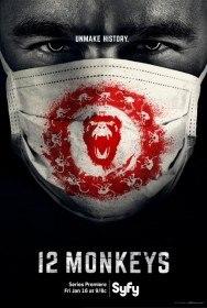 12 обезьян / 12 Monkey (Сериал 2015)